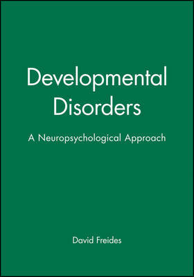 Developmental Disorders by David Freides image