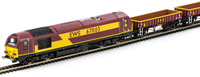 Hornby EWS Freight Train Pack - Limited Edition
