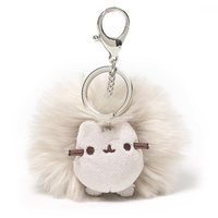 Pusheen the Cat - Pusheen Poof Plush Key Chain