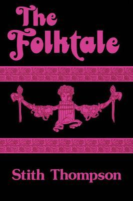 The Folktale by Stith Thompson image