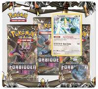 Pokemon TCG: Forbidden Light - 3-Pack Blister Set (Regigigas)