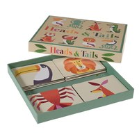 Colourful Creatures Heads And Tails Game image