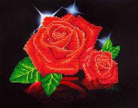 Diamond Dotz: Facet Art Kit - Red Rose Sparkle