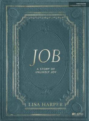 Job - Bible Study Book by Lisa Harper image
