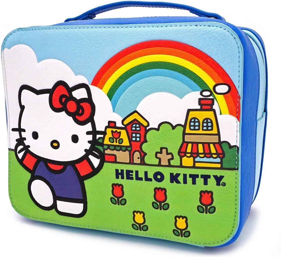 Loungefly: Hello Kitty - Rainbow Lunchbox Handbag image