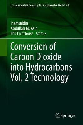 Conversion of Carbon Dioxide into Hydrocarbons Vol. 2 Technology