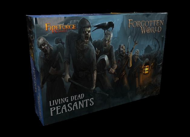 Forgotten World Living Dead Peasants