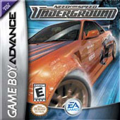 Need for Speed: Underground for Game Boy Advance