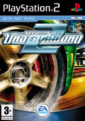 Need for Speed Underground 2 (Platinum) for PlayStation 2