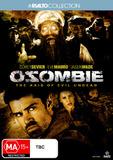 Osombie on DVD