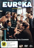 Eureka - Season 4 DVD