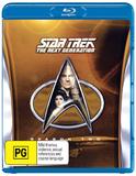 Star Trek: The Next Generation - The Complete Second Season on Blu-ray