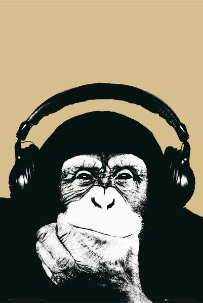 Steez Monkey Maxi Poster (221)