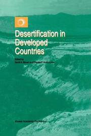 Desertification in Developed Countries image