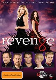 Revenge: The Complete Fourth Season on DVD