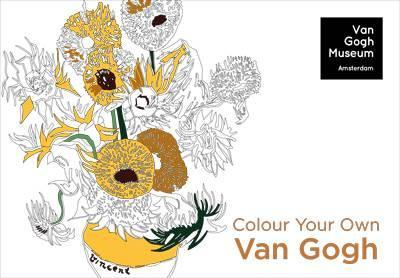 Colour Your Own Van Gogh by Van Gogh Museum, Amsterdam