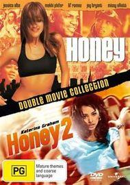 Honey / Honey 2 on DVD