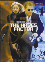 Covert One - The Hades Factor on DVD