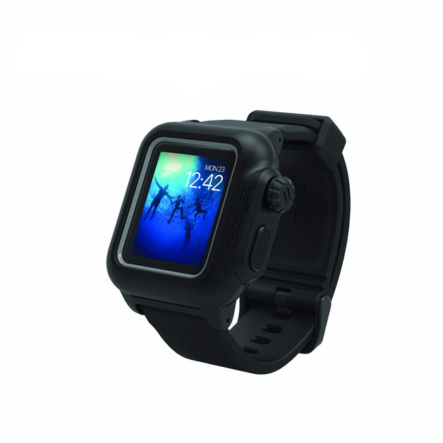 online store 7f4e3 b4ae8 Catalyst Case for Apple Watch Series 2 - 42mm (Black) | at Mighty ...