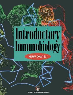 Introductory Immunobiology by Huw C Davies image