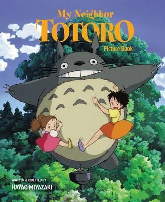 My Neighbor Totoro Picture Book (New Edition) by Hayao Miyazaki image