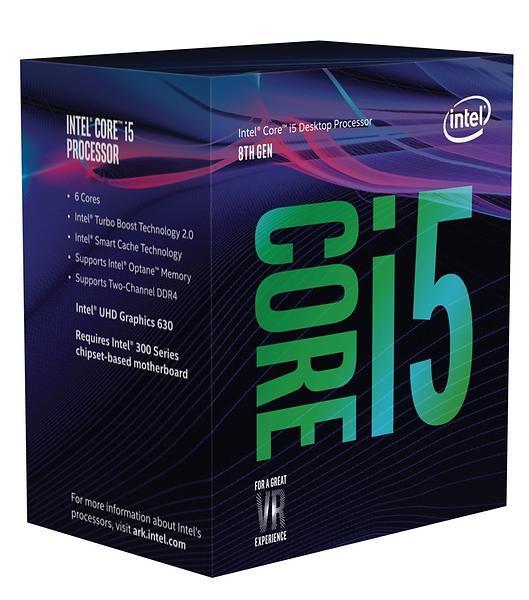 Intel Core i5-8400 6-Core CPU