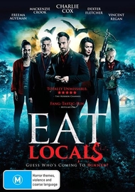 Eat Locals on DVD