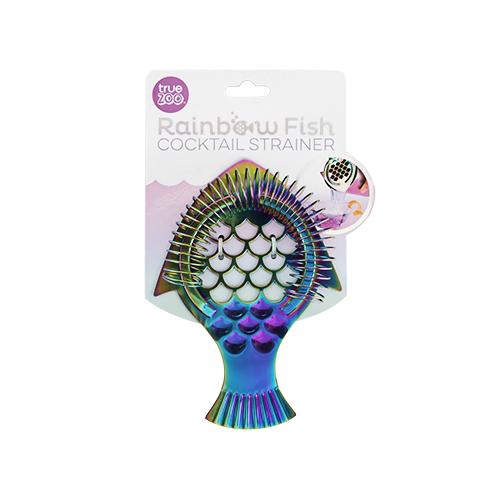 TrueZoo: Rainbow Fish - Cocktail Strainer