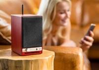 Audioengine: HD3 Powered Desktop Speakers (Pair) - Cherry image