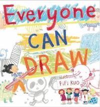 Everyone Can Draw by Fifi Kuo image