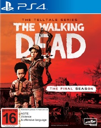 The Walking Dead - The Final Season for PS4