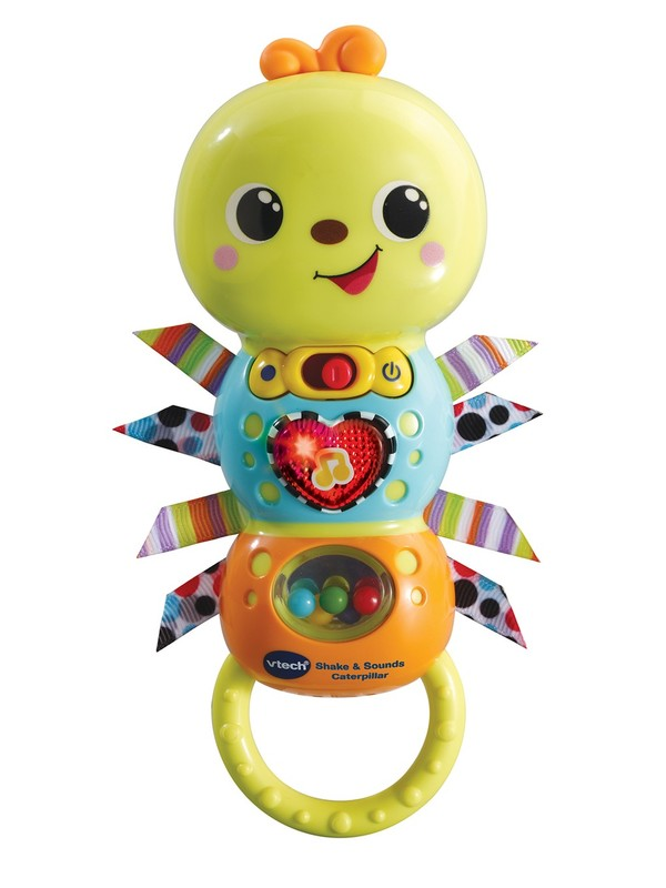 Vtech: Shake & Sounds Caterpillar