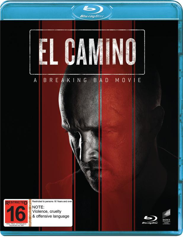 El Camino: A Breaking Bad Movie on Blu-ray