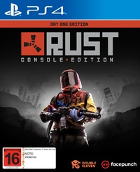 RUST Day One Edition for PS4