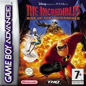 Incredibles: Rise of the Underminer for GBA