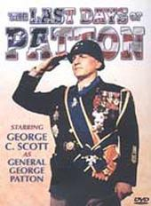The Last Days Of Patton on DVD