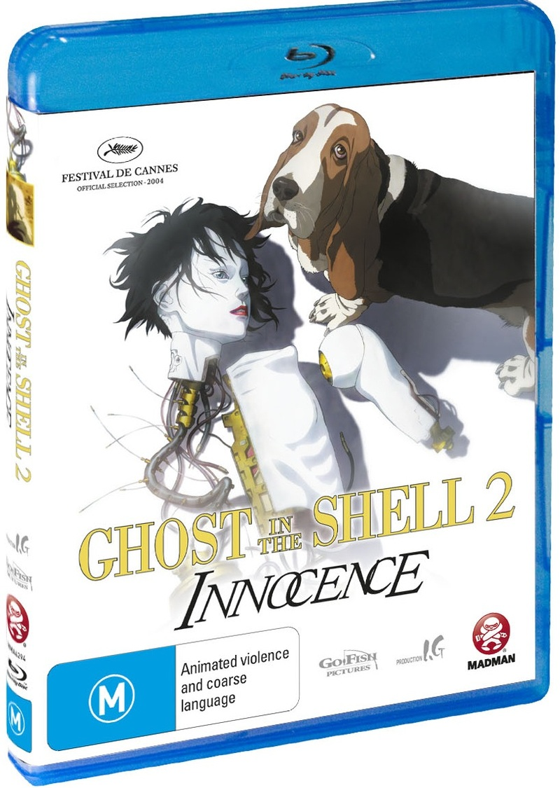 Ghost In The Shell 2: Innocence on Blu-ray image