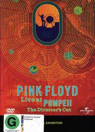 Pink Floyd - Live in Pompeii on  image
