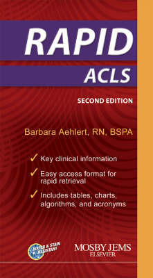 Rapid ACLS by Barbara Aehlert