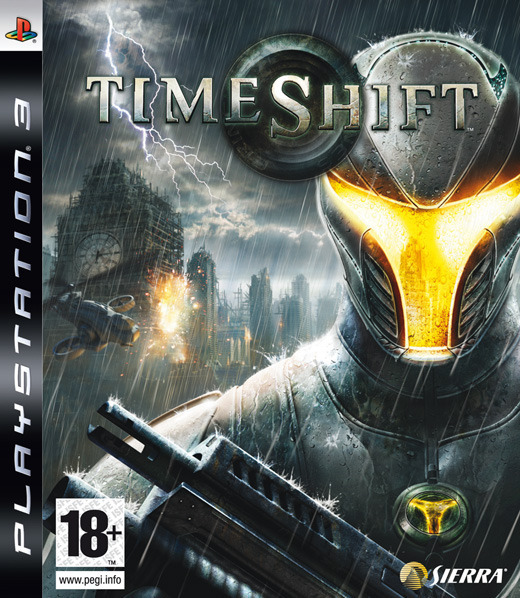 TimeShift for PS3