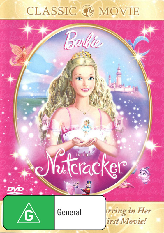 Barbie In The Nutcracker on DVD