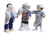 Le Toy Van: Budkins - Medical Gift Pack