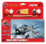 Airfix Focke Wulf FW190 Starter Set