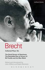 Brecht Collected Plays: v.6 by Bertolt Brecht