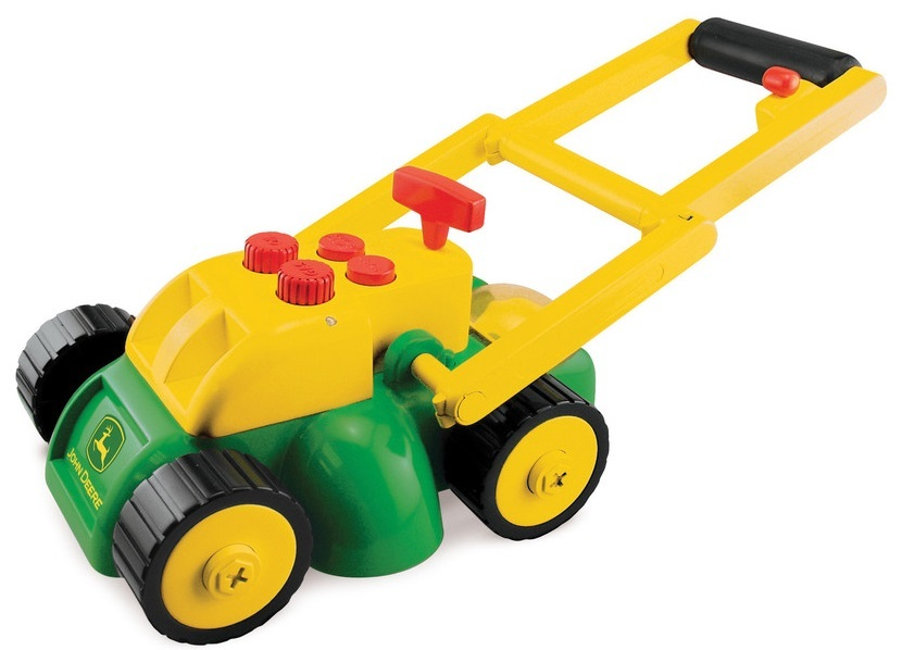 John Deere: Electronic Action Lawn Mower with Sounds image