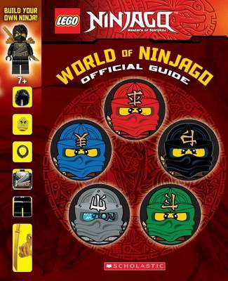 World of Ninjago (Lego Ninjago: Official Guide) by Tracey West image
