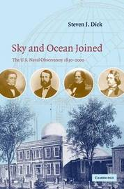 Sky and Ocean Joined by Steven J. Dick image