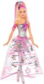 Barbie: Star Light Adventure - Galaxy Gown Barbie Doll