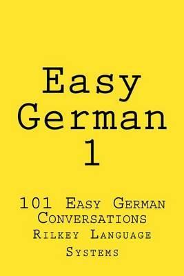 Easy German 1 by Paul Beck image