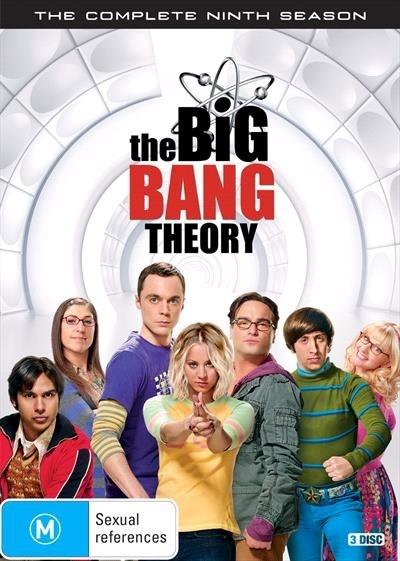 The Big Bang Theory - The Complete Ninth Season on DVD